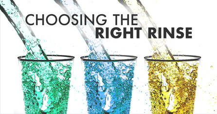 4 mouthwash options: advantages and drawbacks