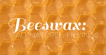 Bees wax fillings graphic