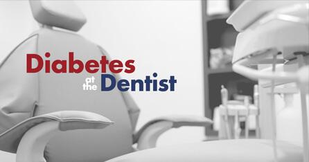 Diabetes at the dentist