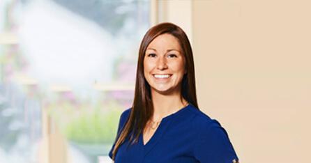Staff spotlight: Lindsey Powers graphic